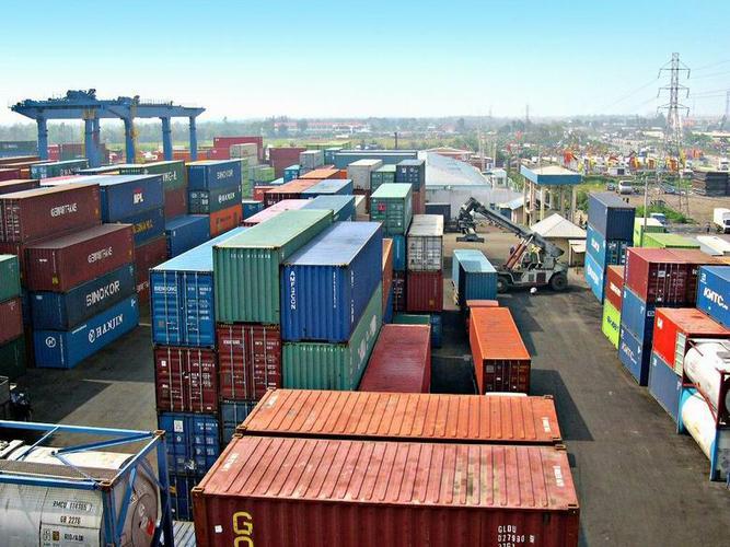 Quy trình giao nhận hàng hóa nhập khẩu