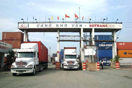 depot cảng nội địa