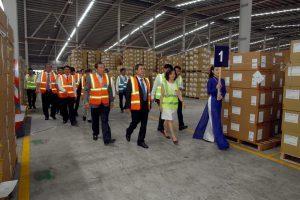 Quy định về giám sát hàng hóa xuất khẩu đưa vào, lưu giữ, đưa ra kho CFS