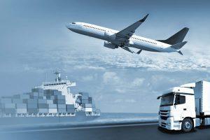 Hình thức vận tải đa phương thức quốc tế