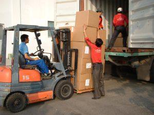 Thuật ngữ giao nhận hàng hóa xuất nhập khẩu