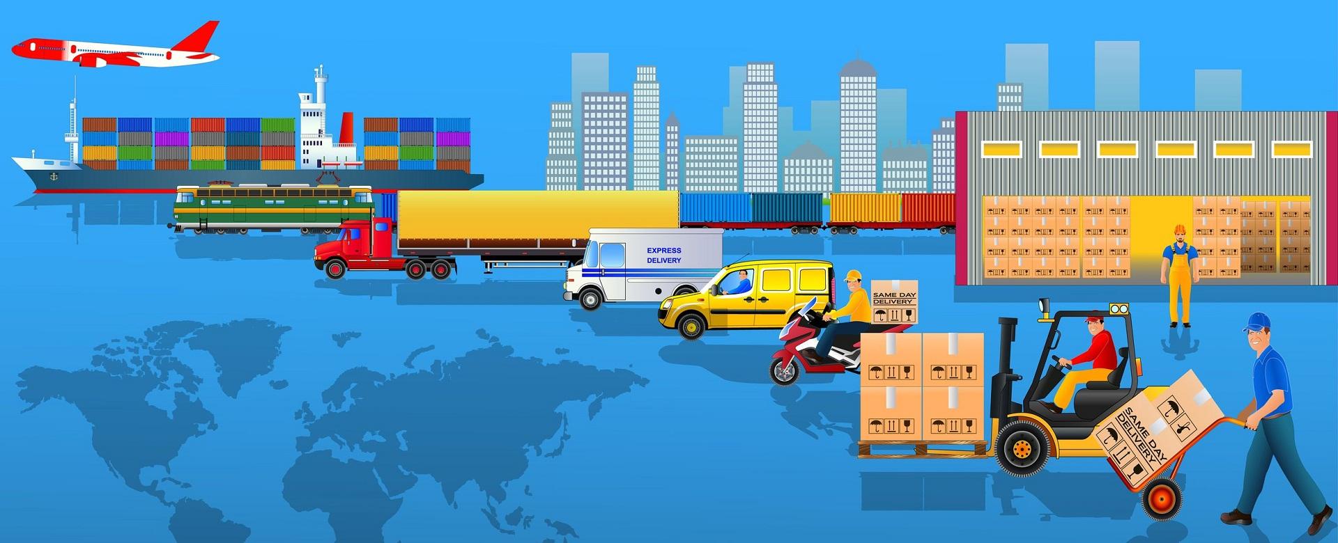 Tiêu thức lựa chọn công ty vận tải uy tín