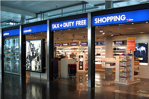 Thủ tục hải quan đối với hàng hóa nhập khẩu bán tại cửa hàng miễn thuế