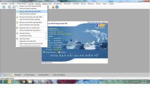 Thông tin về 6 nút nghiệp vụ trên tờ khai ECUS – VNACCS
