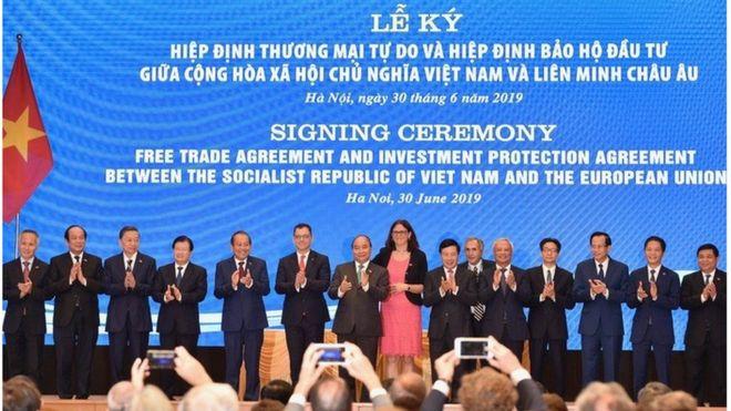 Hiệp định thương mại tự do Việt Nam - EU