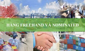 Phân biệt hàng freehand và nominated