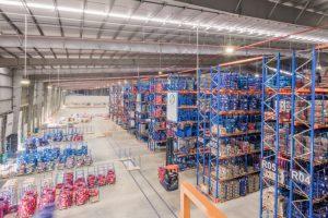 Dịch vụ kho bãi trong ngành logistics và quản trị chuỗi cung ứng