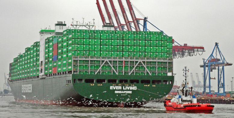 Top 10 hãng tàu vận tải đường biển lớn nhất thế giới