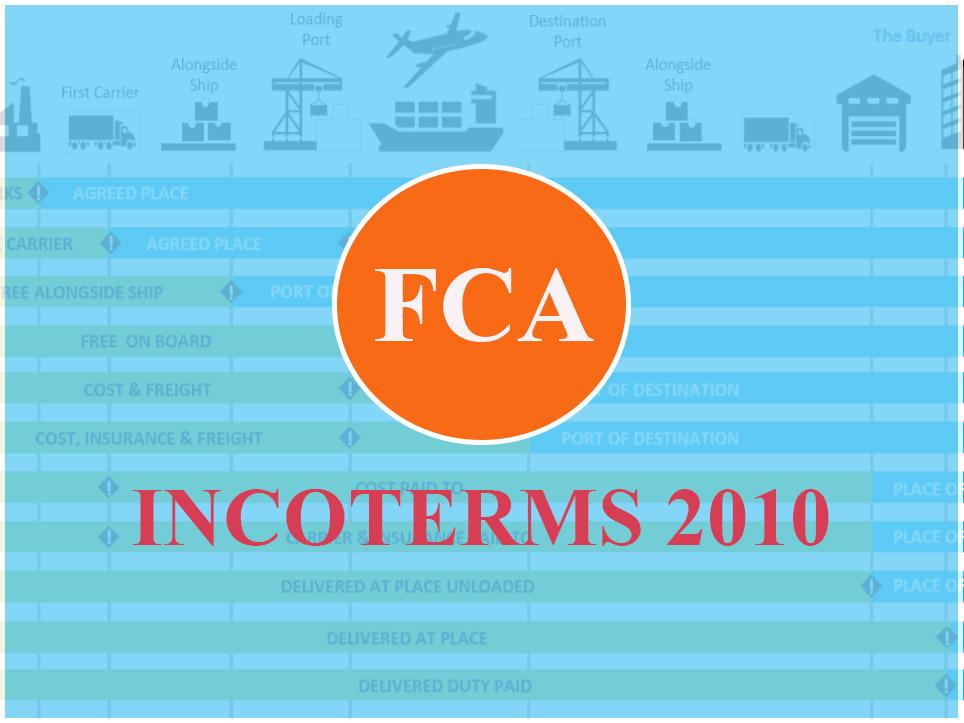 Điều kiện FCA là gì