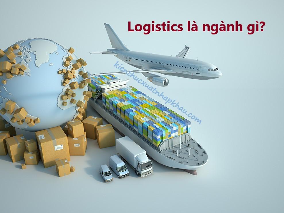 Logistics là ngành gì? Logistics và quản lý chuỗi cung ứng học trường nào?