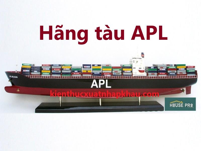 Hãng tàu APL