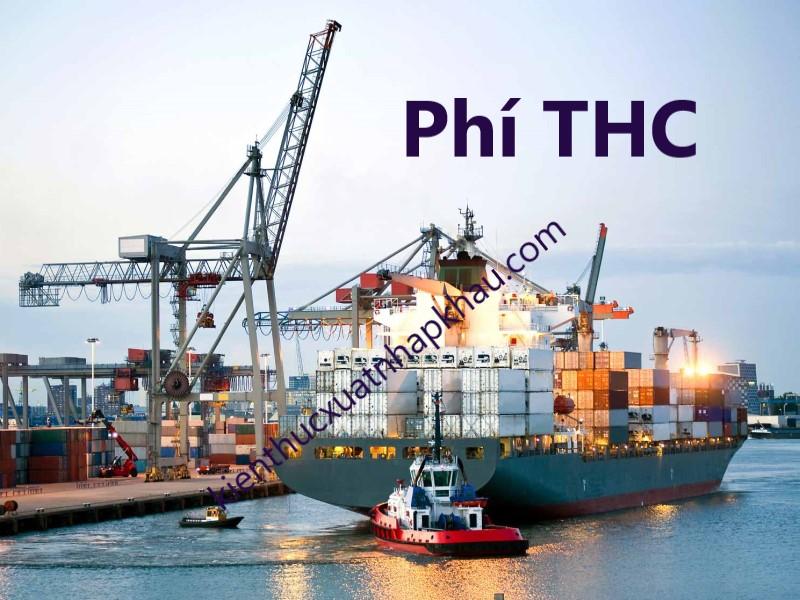 Phí THC (Terminal Handling Charge) là gì?