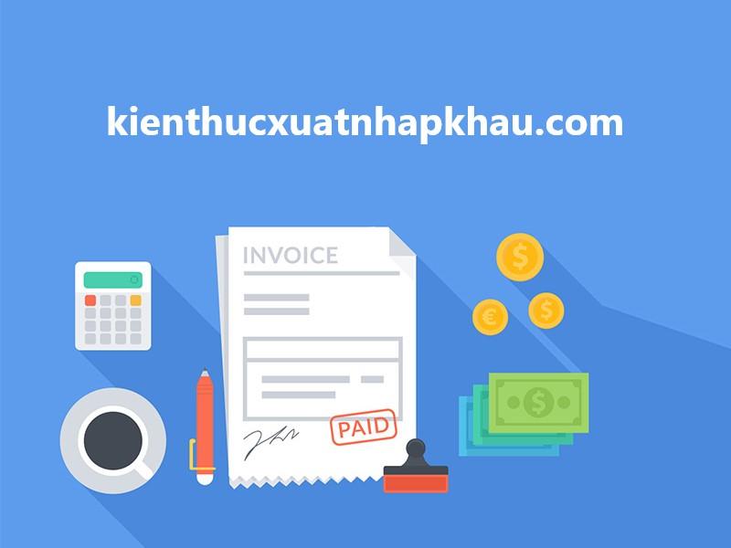 Invoice là gì? Commercial invoice là gì?